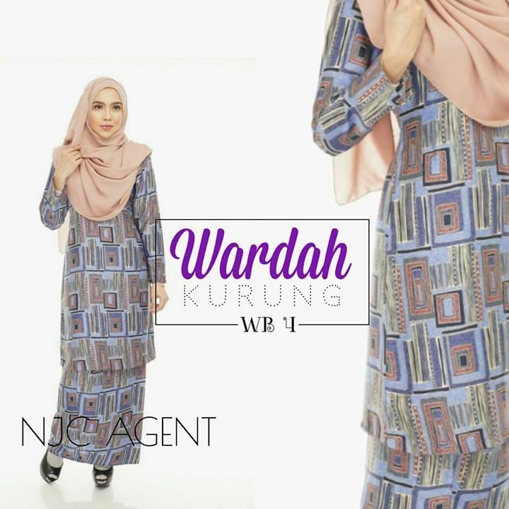 baju-kurung-moden-wardah-kod-wb04
