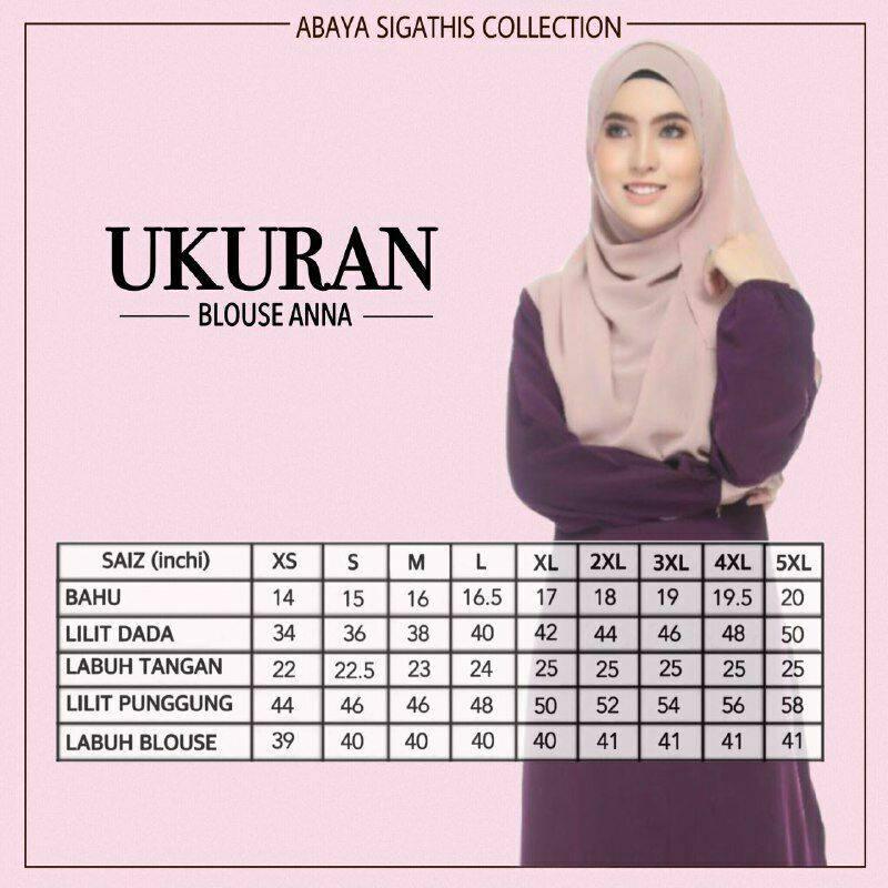 blouse-muslimah-anna-ba-ukuran