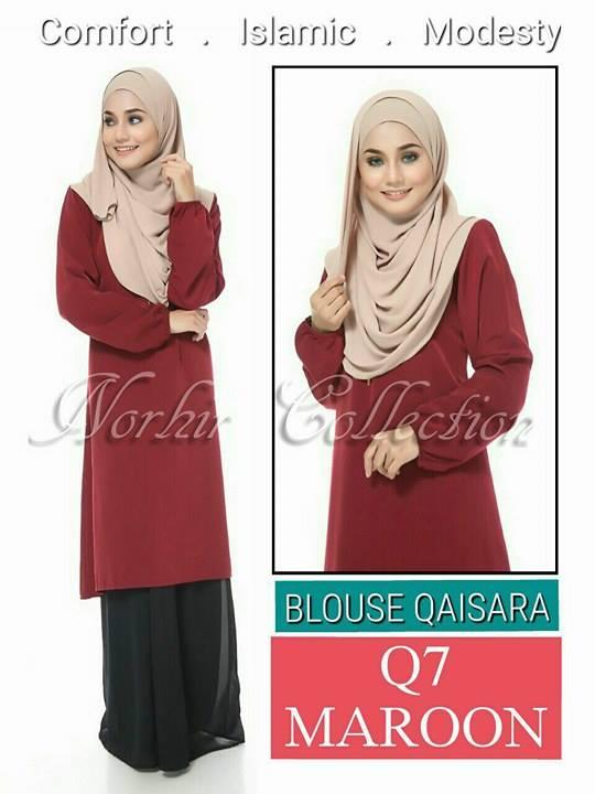 blouse-muslimah-qaisara-q7