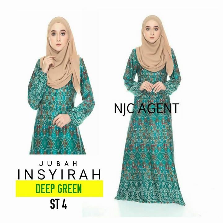 jubah-insyirah-deep-green