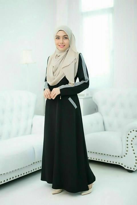 jubah-qaisara-black