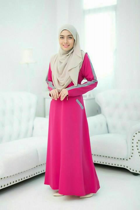 jubah-qaisara-pink