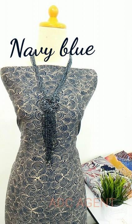 kain-pasang-ordeo-cartagena-navy-blue