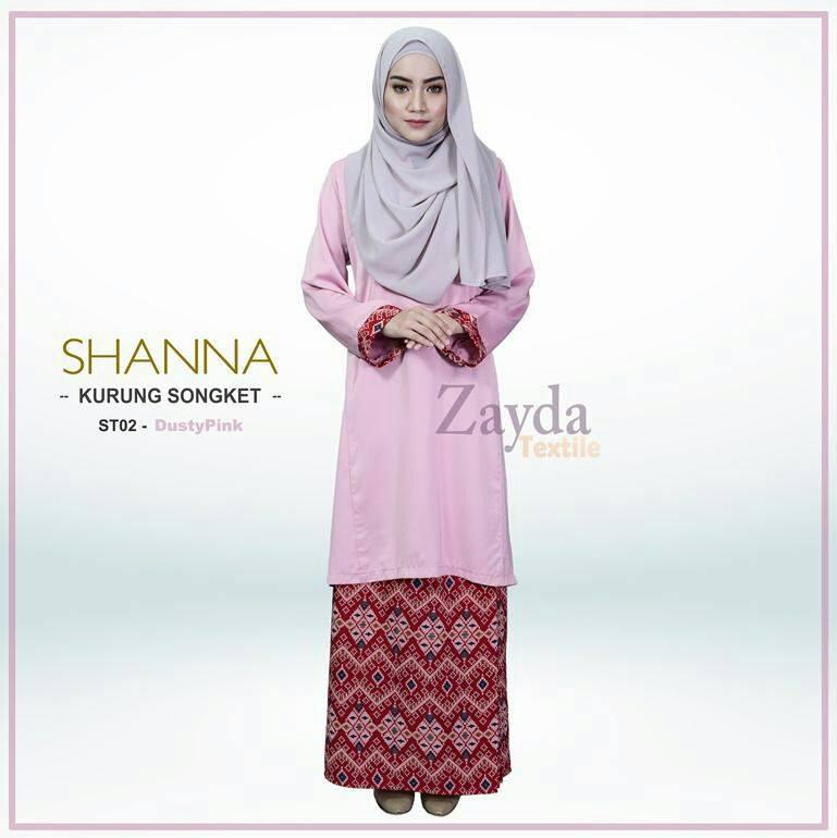 baju-kurung-shanna-st02-dusty-pink