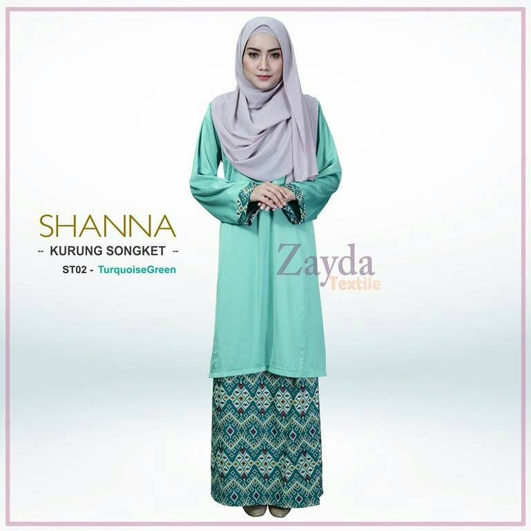 baju-kurung-shanna-st02-tgreen
