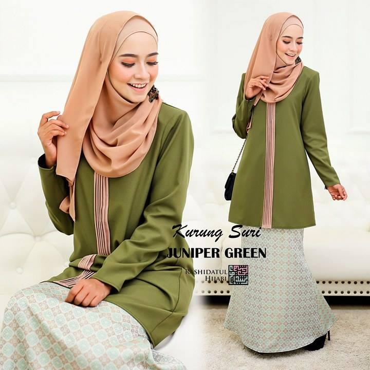 baju-kurung-suri-juniper-green