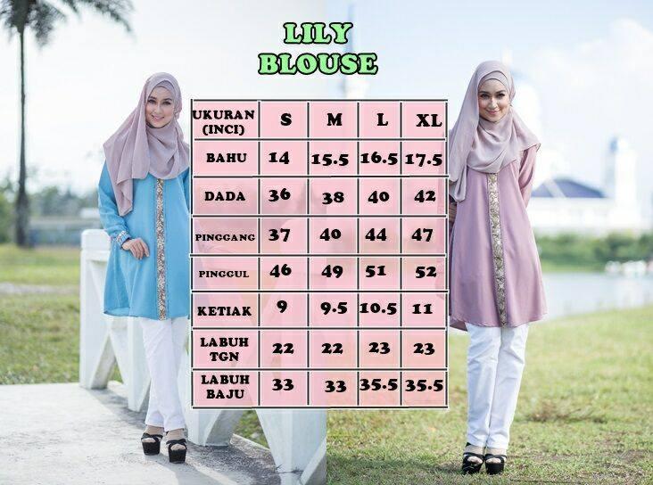 lily-blouse-ukuran