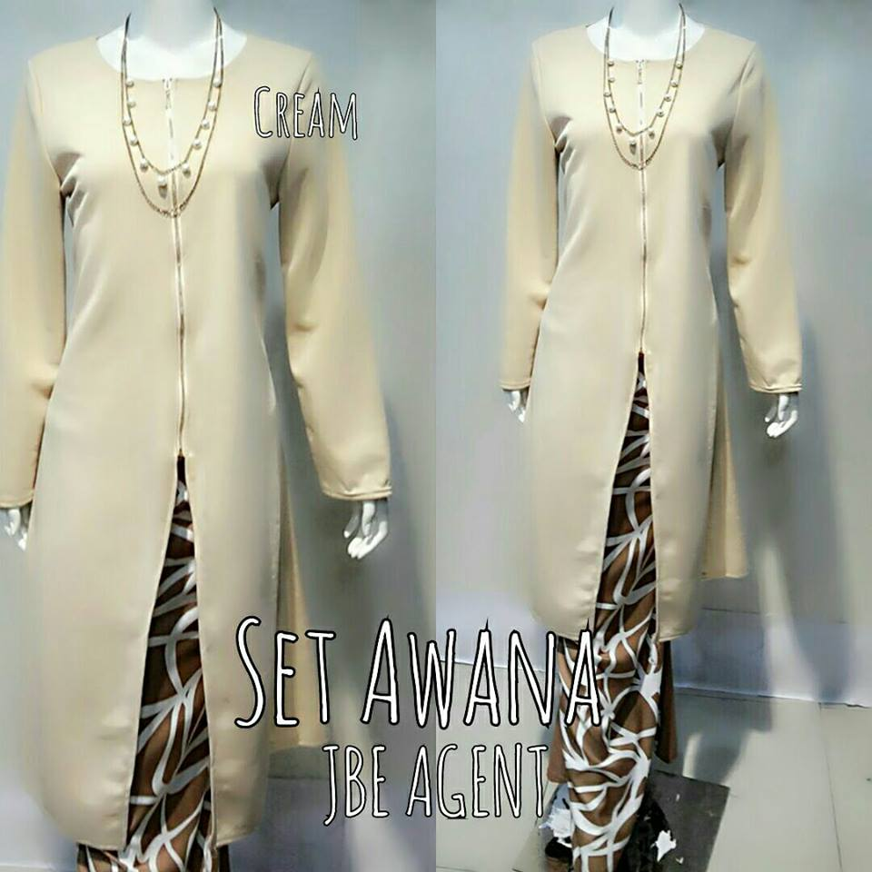 set-awana-cream