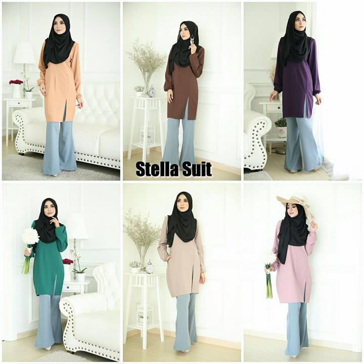 BLOUSE STELLA ALL