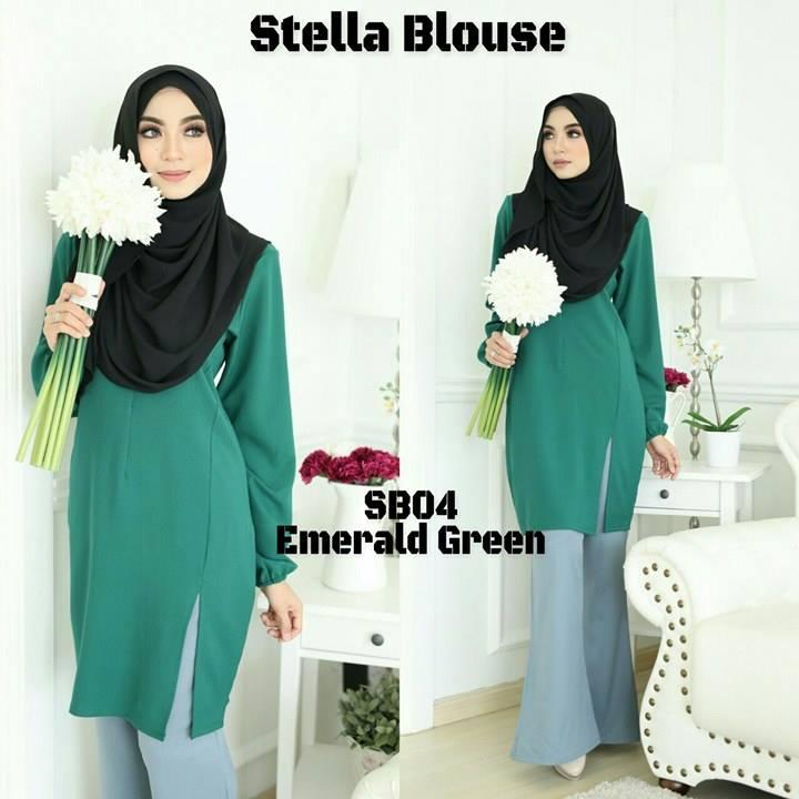 BLOUSE STELLA SB04