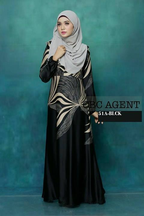 DRESS ADELIA 51A BLACK
