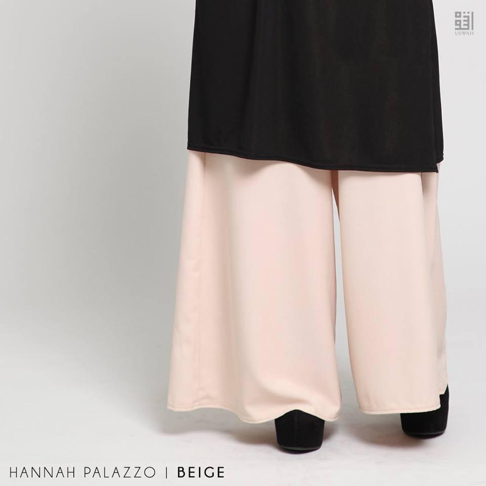 PALAZZO HANNAH BEIGE
