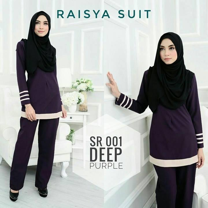SUIT RAISYA SR001