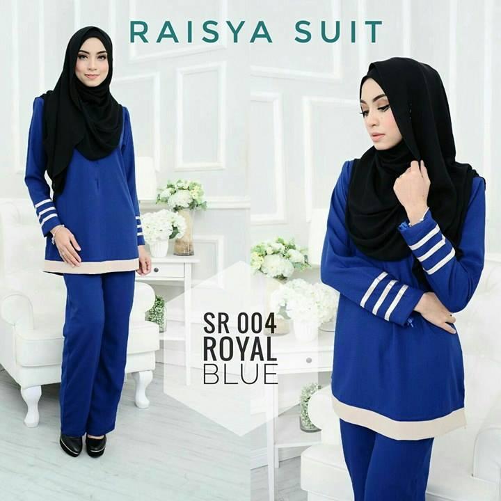 SUIT RAISYA SR004