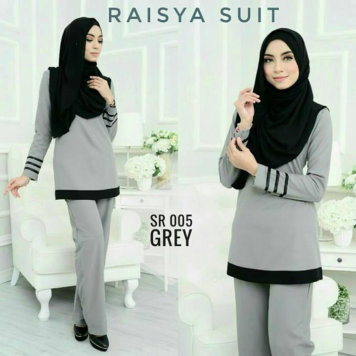 SUIT RAISYA SR005
