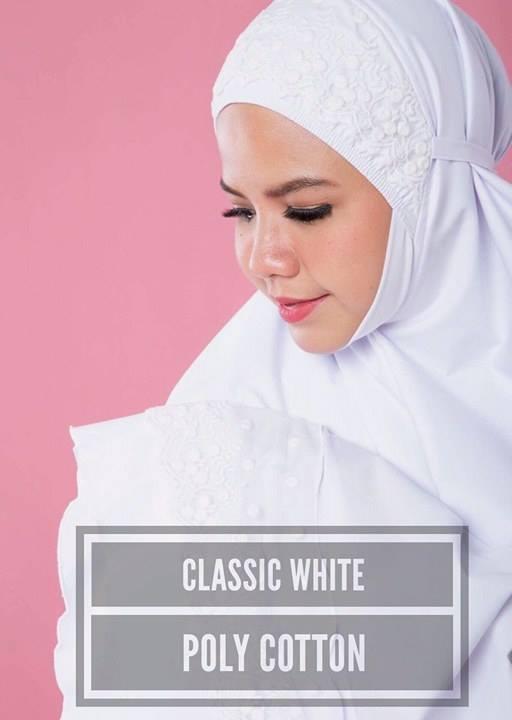 TELEKUNG RENDA PREMIUM CLASSIC WHITE B
