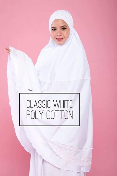 TELEKUNG RENDA PREMIUM CLASSIC WHITE C