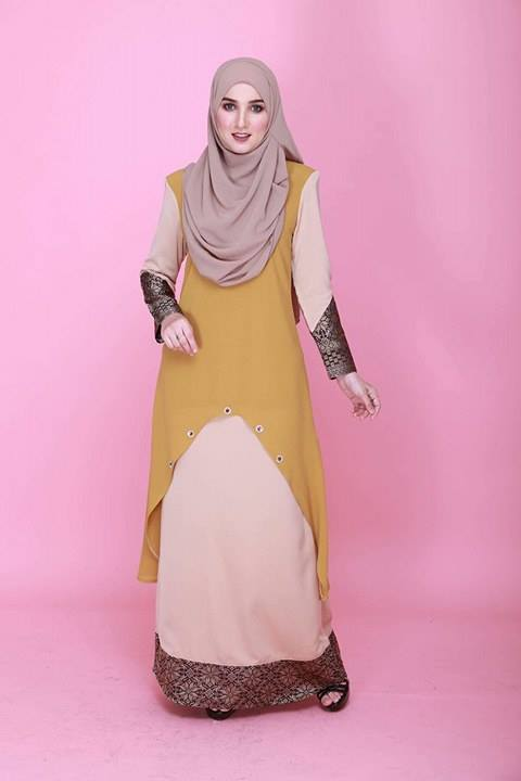 DRESS KURUNG NATASHA SONGKET 2