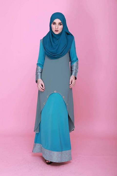 DRESS KURUNG NATASHA SONGKET 3