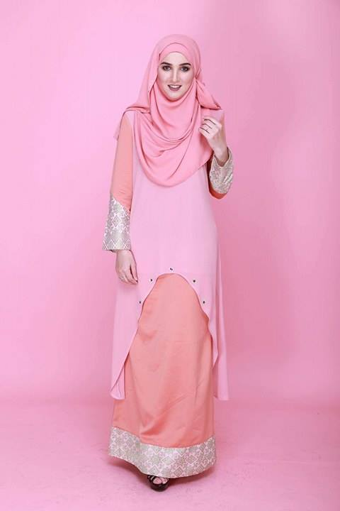 DRESS KURUNG NATASHA SONGKET 4