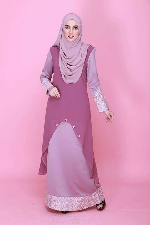 DRESS KURUNG NATASHA SONGKET 5
