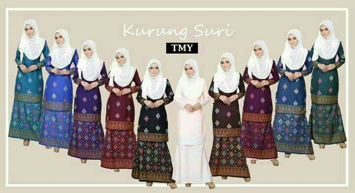 KURUNG SONGKET SURI TMY ALL