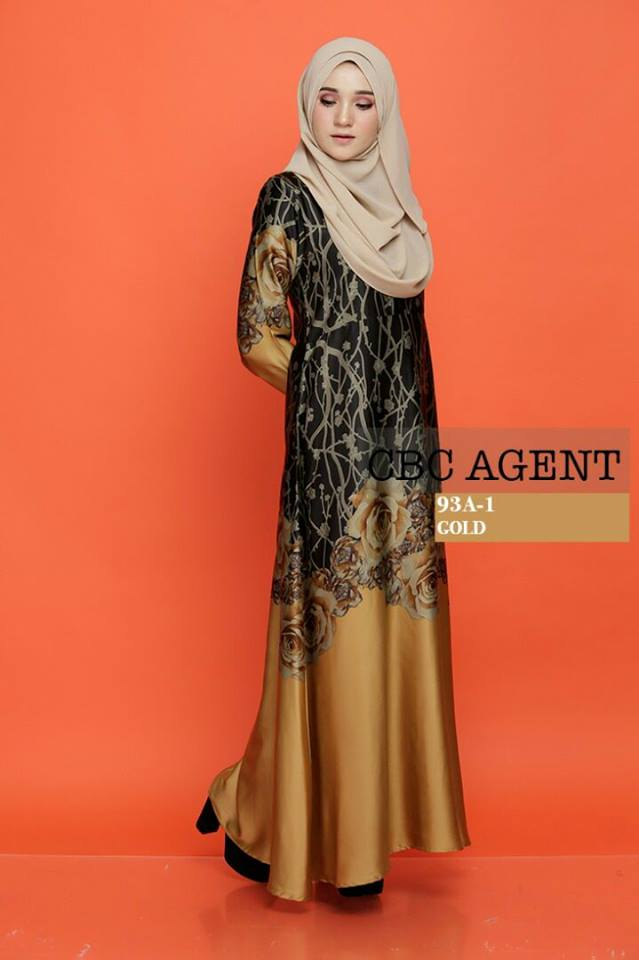DRESS ADELIA 93A 1 GOLD