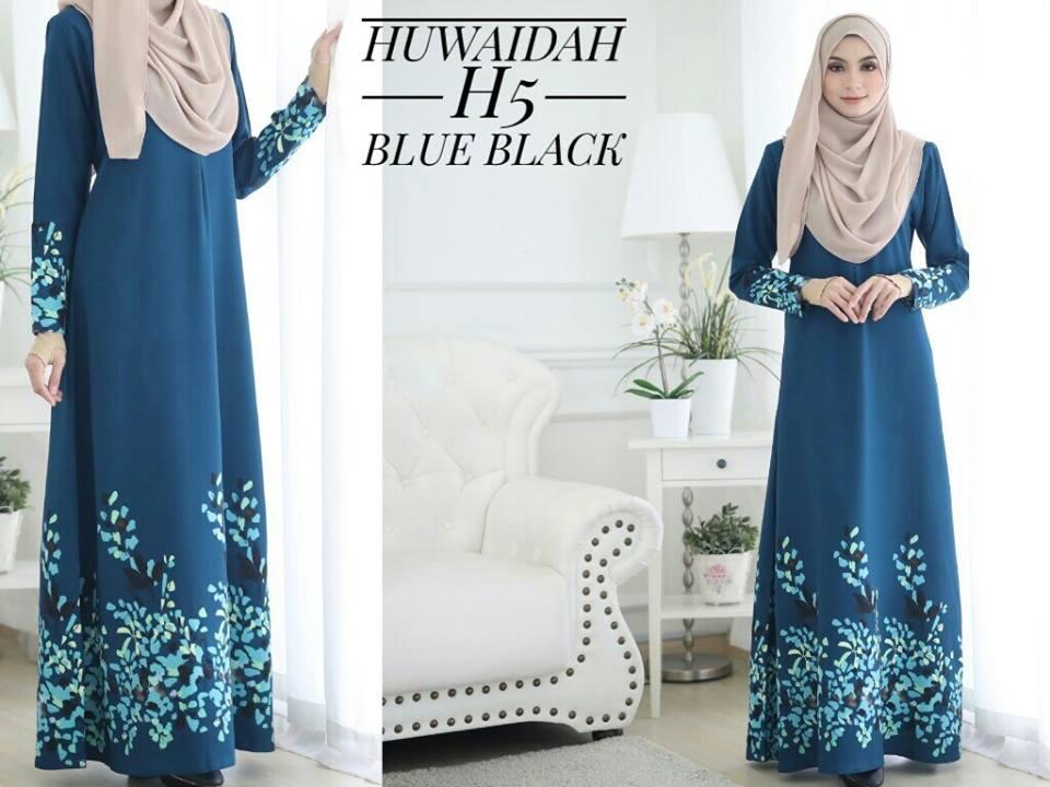 JUBAH HUWAIDAH H5