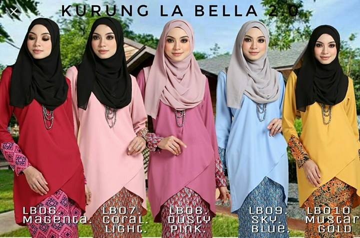 KURUNG LA BELLA 2.0 ALL