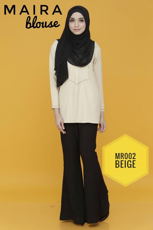 BLOUSE MUSLIMAH MAIRA MR02