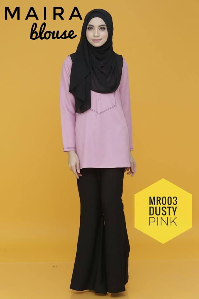 BLOUSE MUSLIMAH MAIRA MR03