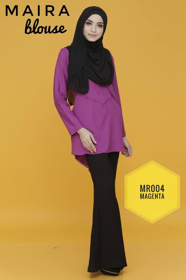 BLOUSE MUSLIMAH MAIRA MR04