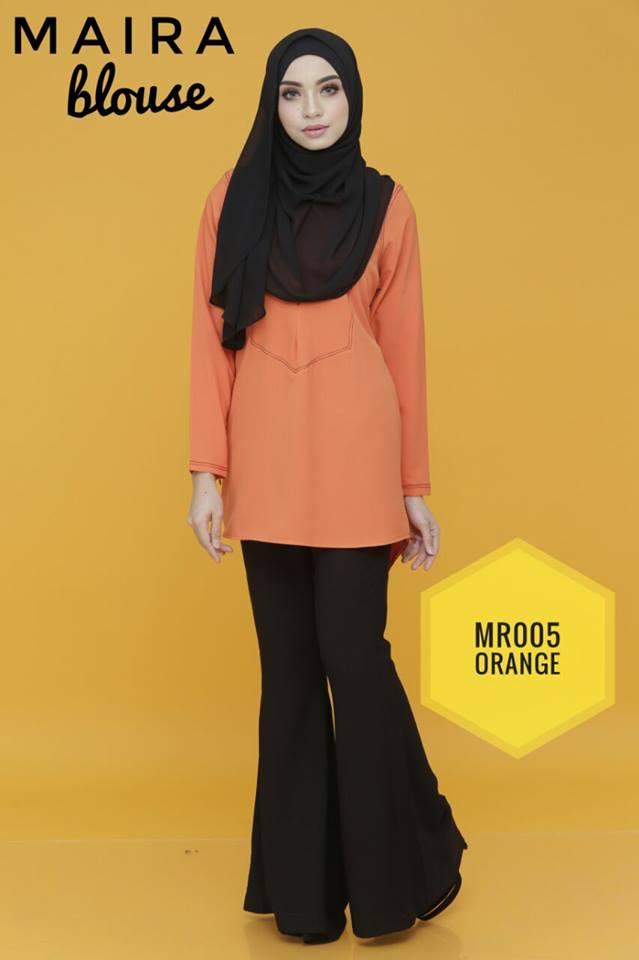 BLOUSE MUSLIMAH MAIRA MR05