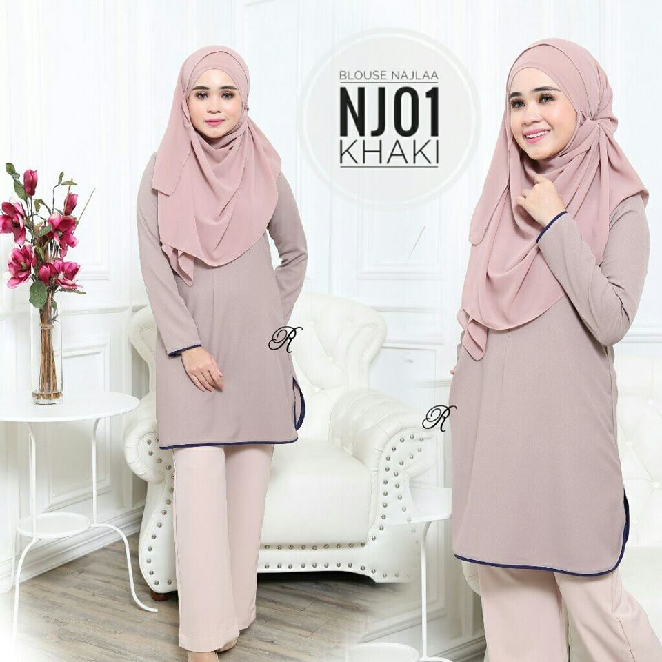 BLOUSE NAJLAA NJ01