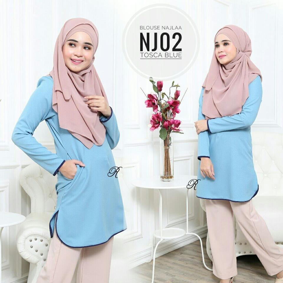 BLOUSE NAJLAA NJ02