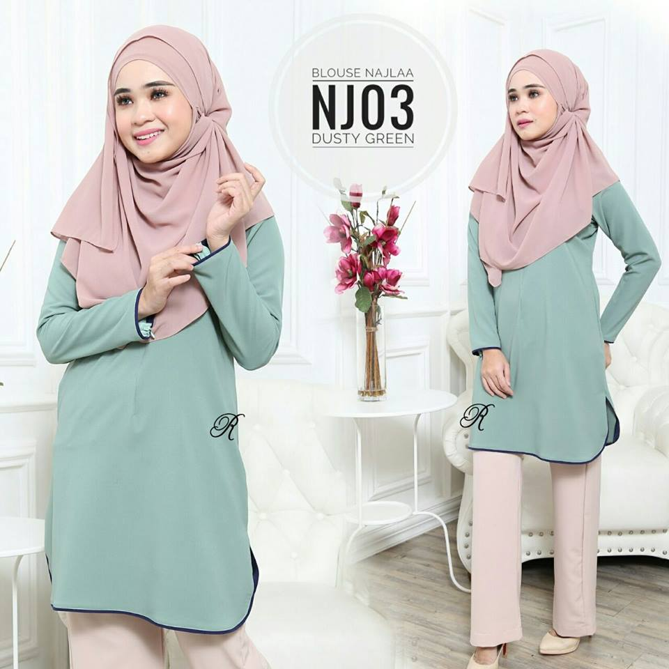 BLOUSE NAJLAA NJ03
