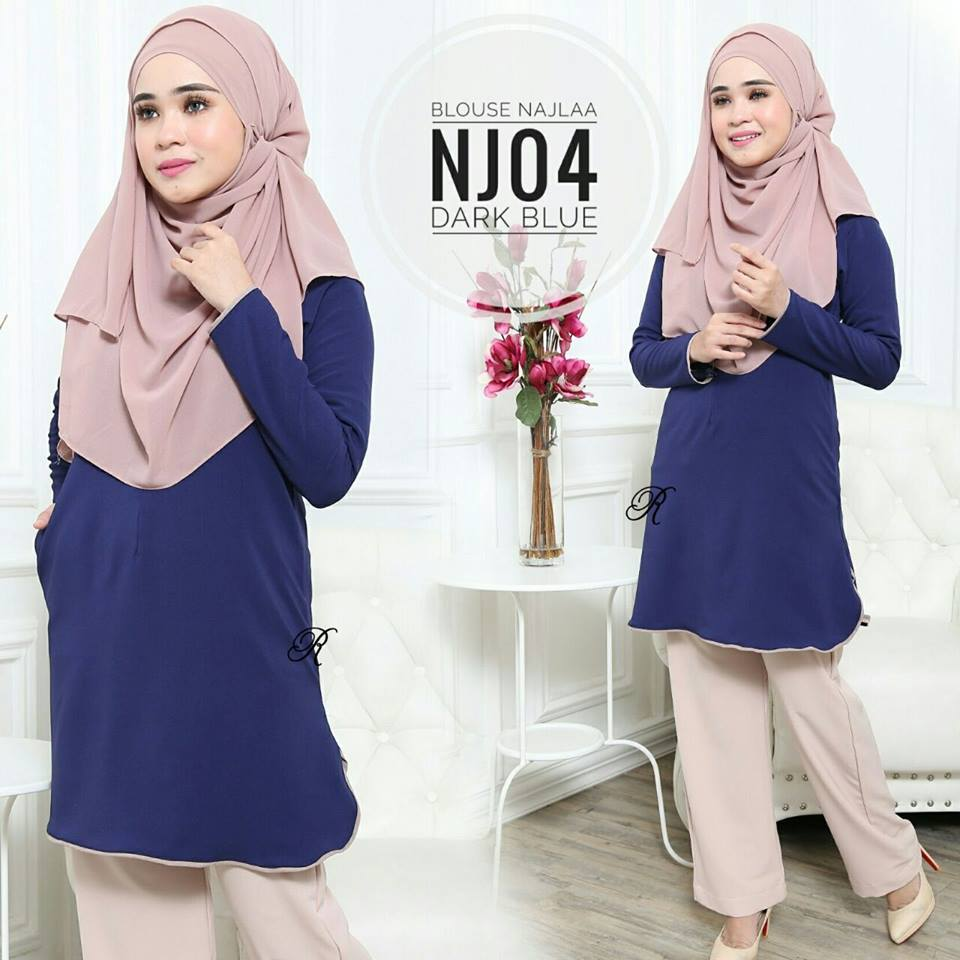 BLOUSE NAJLAA NJ04