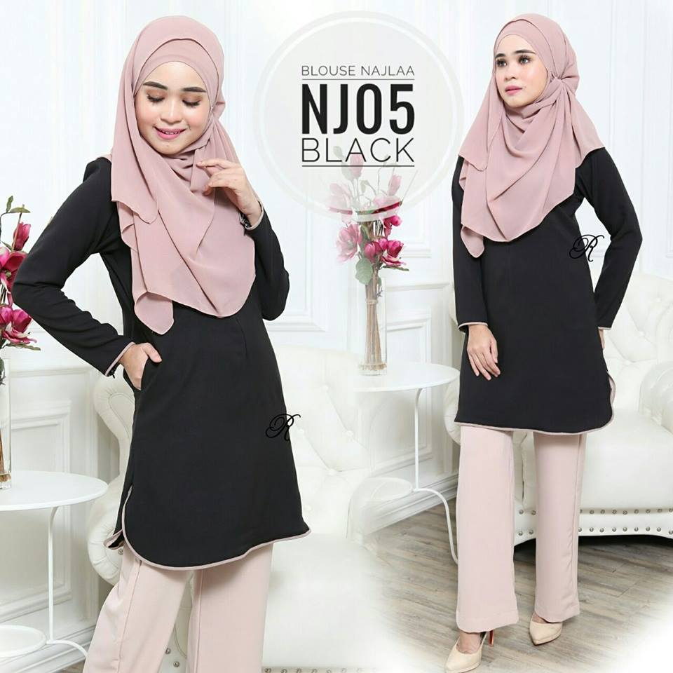 BLOUSE NAJLAA NJ05