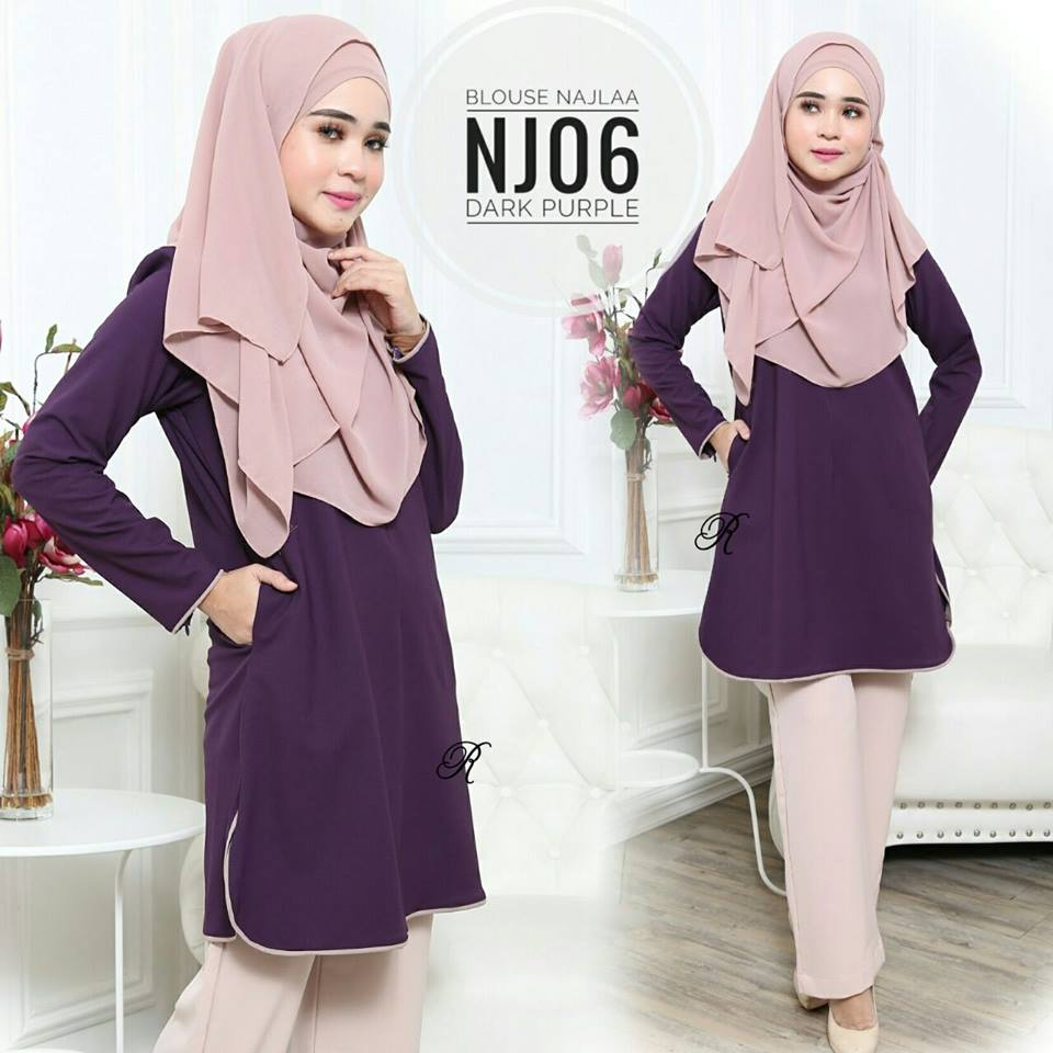 BLOUSE NAJLAA NJ06