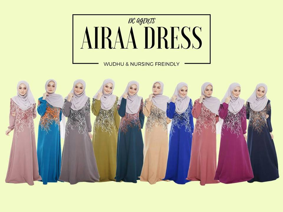 DRESS AIRAA ALL