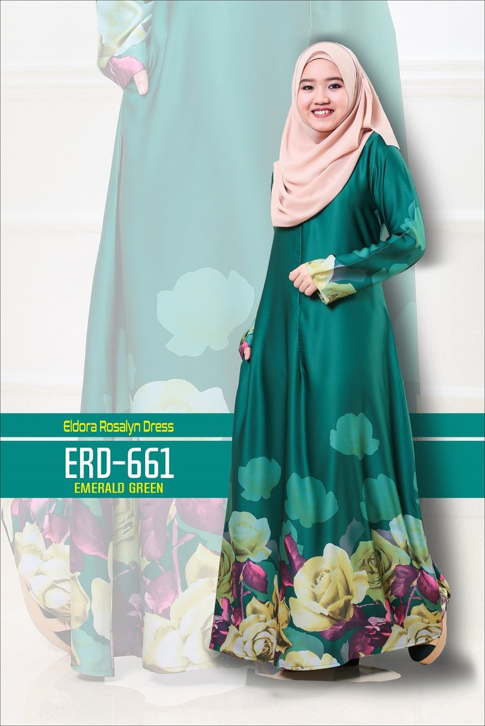DRESS ELDORA ROSALYN ERD661 A