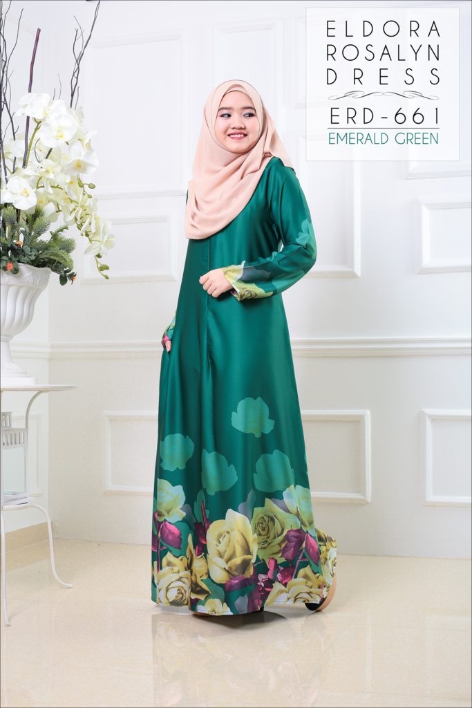 DRESS ELDORA ROSALYN ERD661