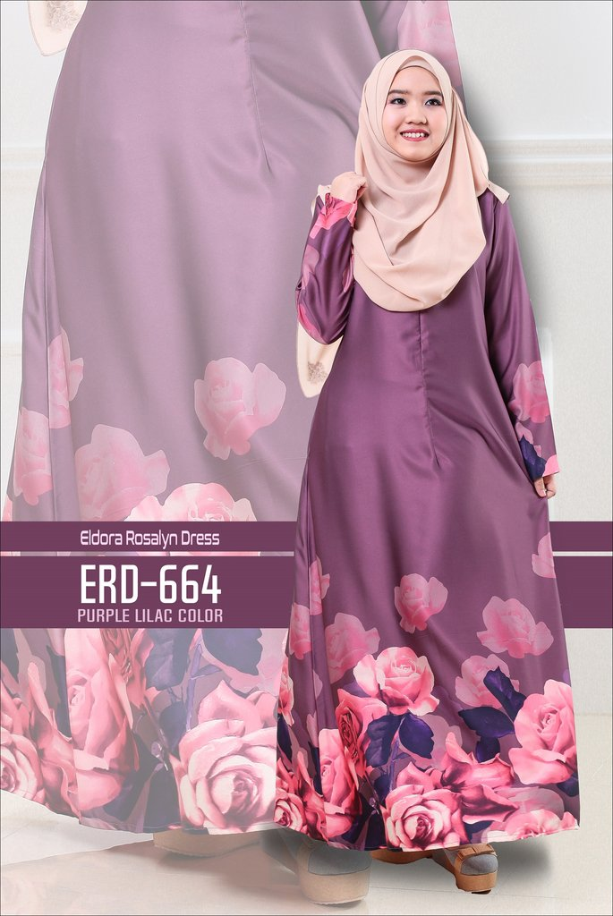 DRESS ELDORA ROSALYN ERD664 B