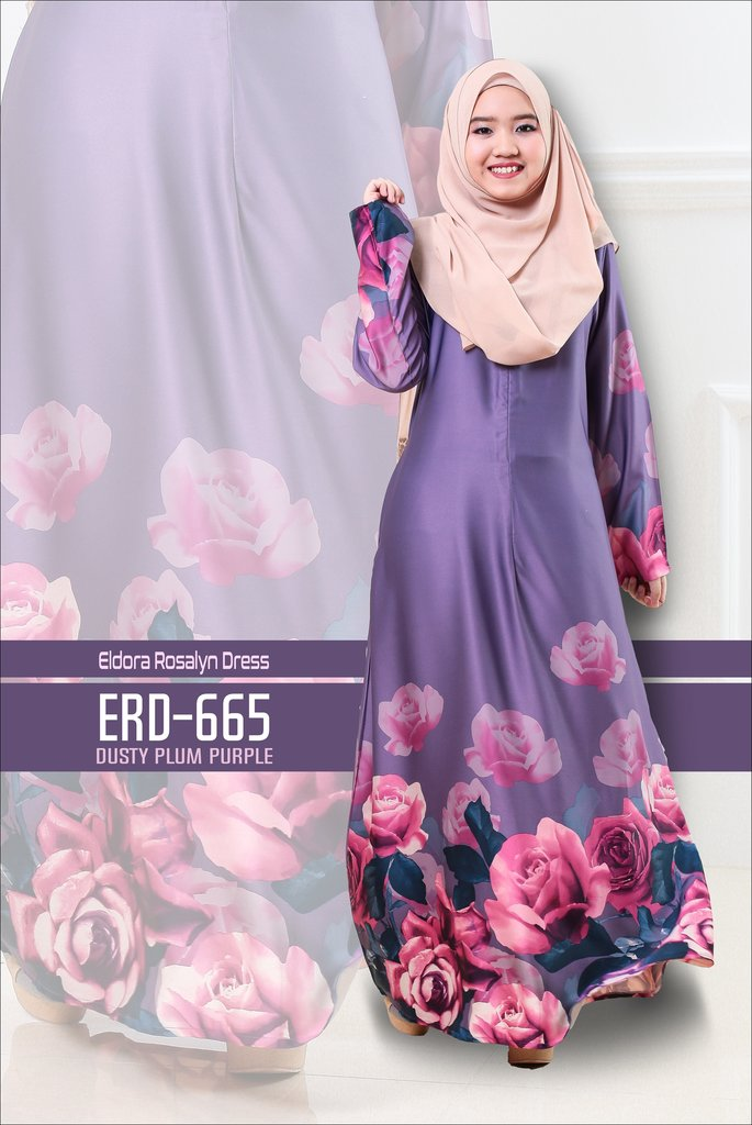 DRESS ELDORA ROSALYN ERD665 B