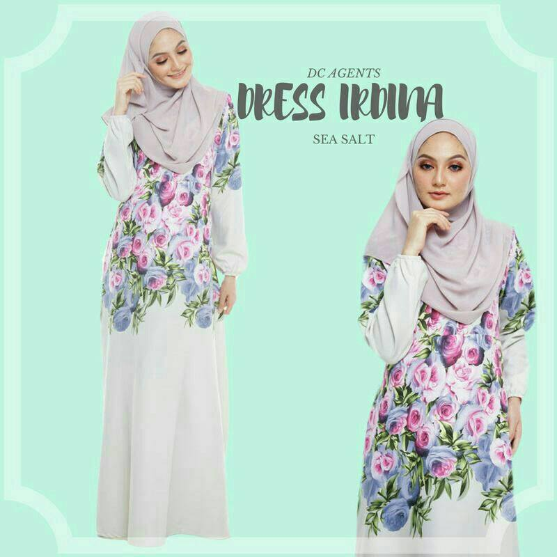 DRESS IRDINA SEA SALT