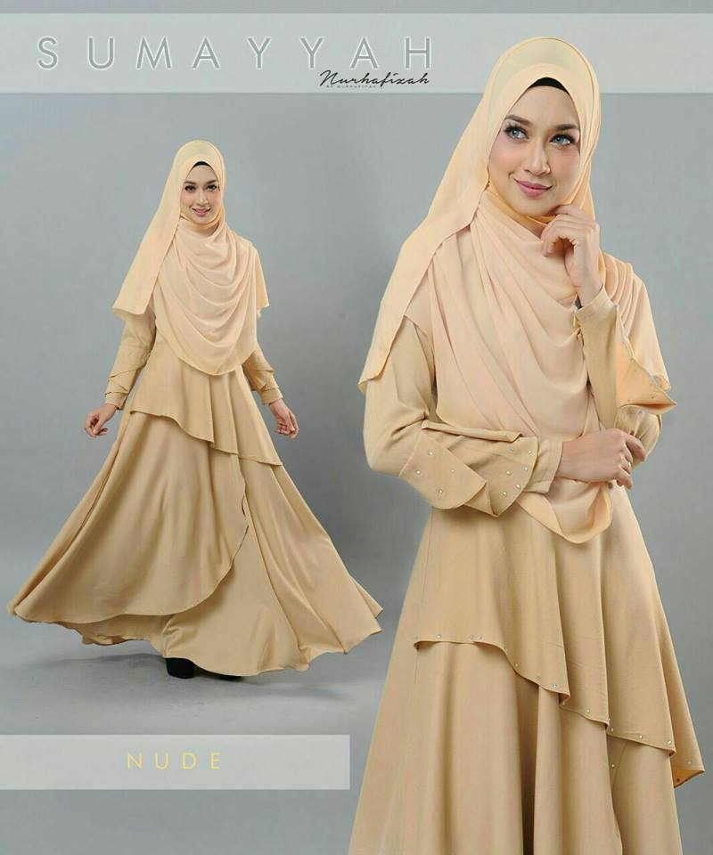 DRESS SUMAYYAH NUDE