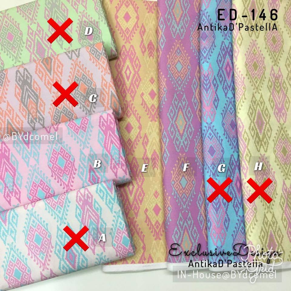 KAIN PASANG JAPANESE COTTON EXCLUSIVE DESIGN B