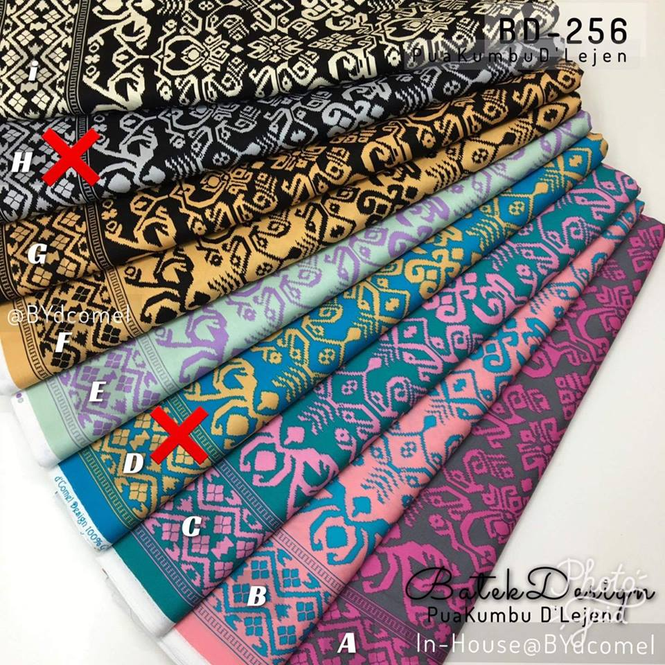 KAIN PASANG JAPANESE COTTON EXCLUSIVE DESIGN C