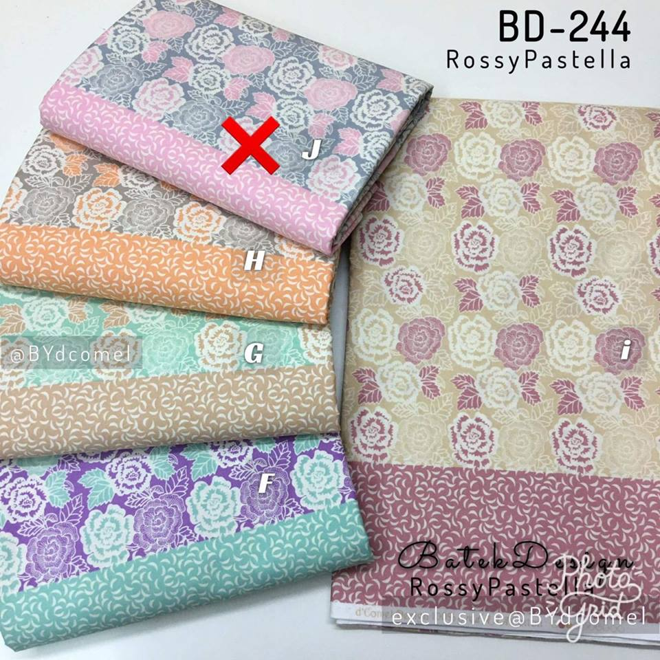 KAIN PASANG JAPANESE COTTON EXCLUSIVE DESIGN K