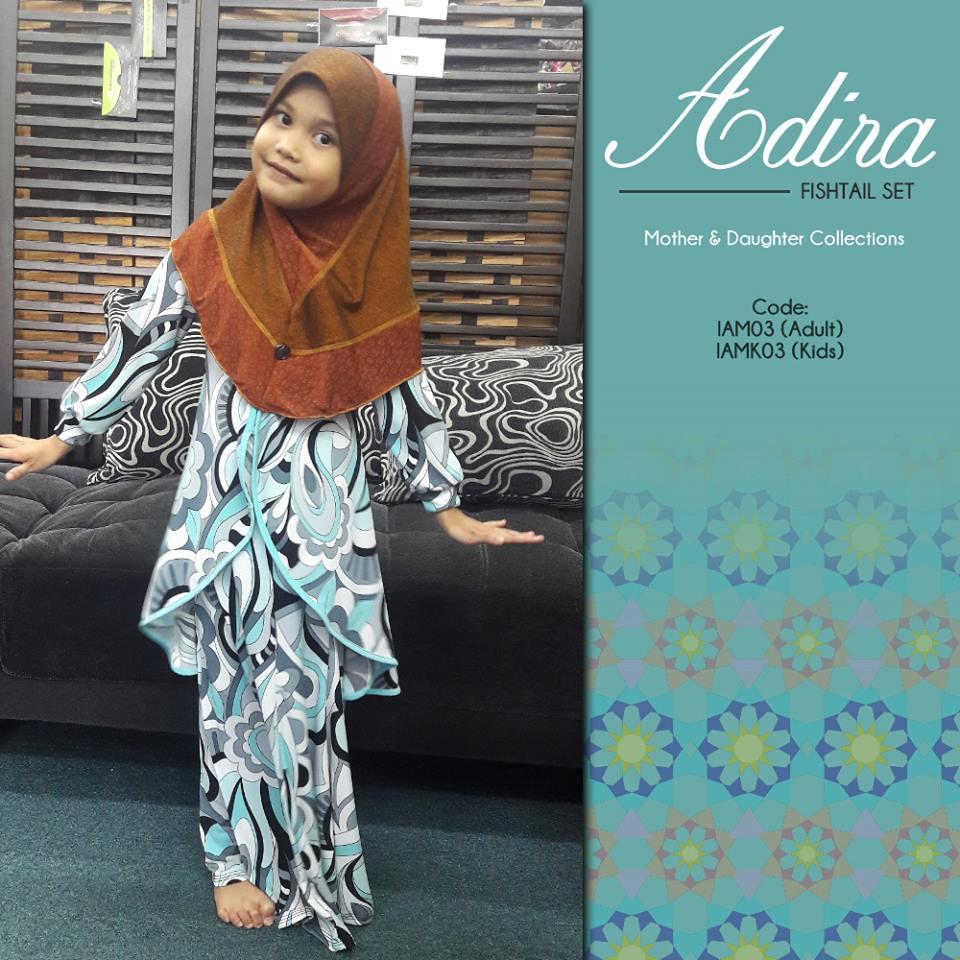 KURUNG FISHTAIL ADIRA RAYA IAM03 B